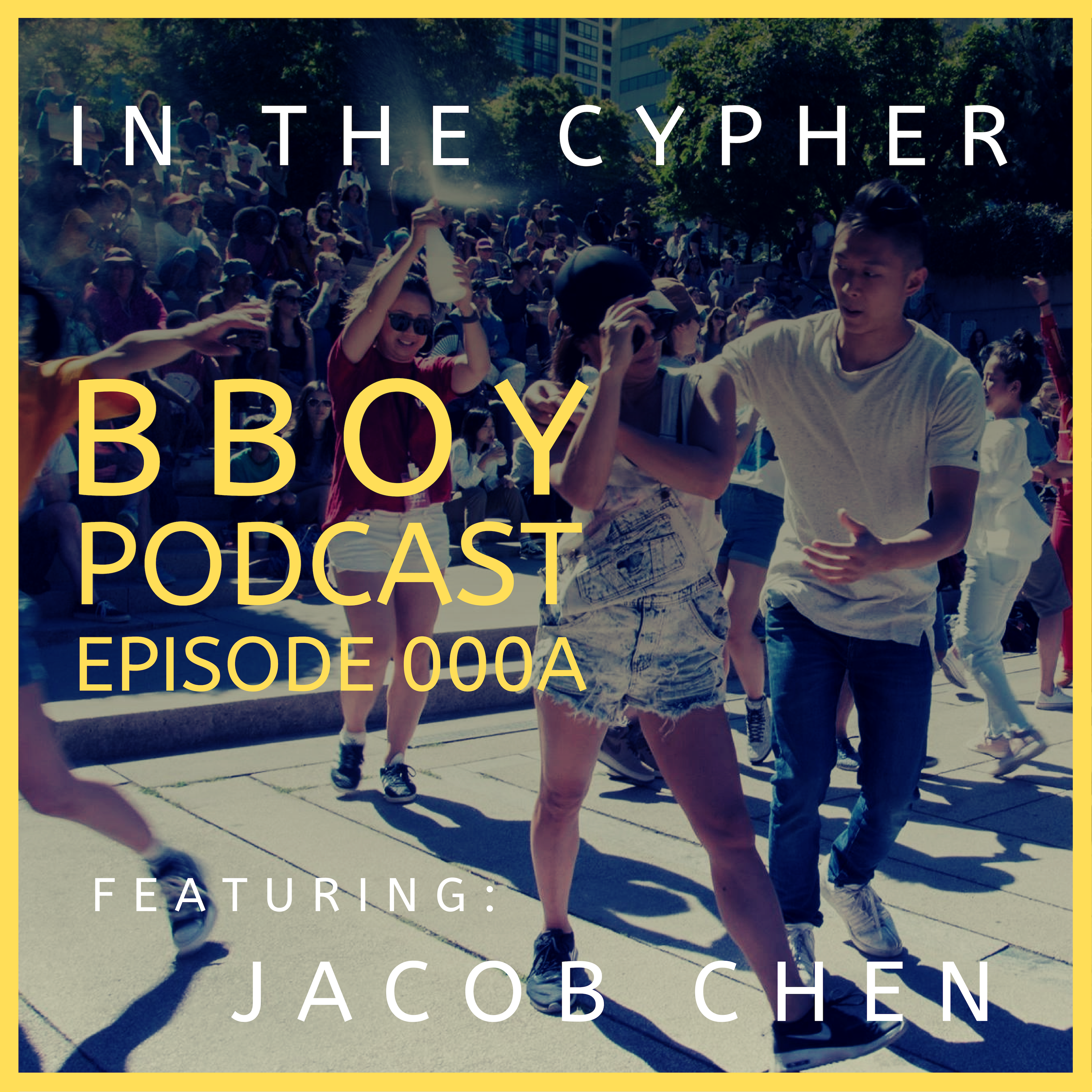 000B) Calisthenics and Stretching for BBoys with Jacob Chen